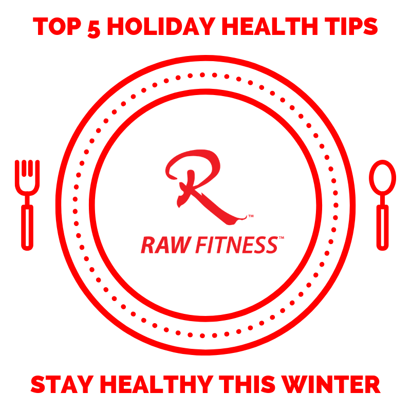 Justin Blum's Top Five Holiday Health Tips
